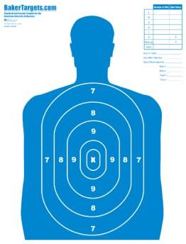 b27e target-blue