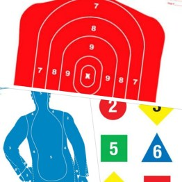 High Visibility Targets