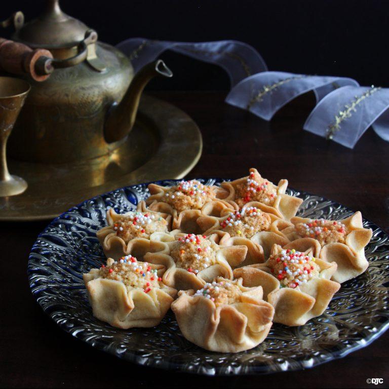 עוגיות מספאן מרוקאיות