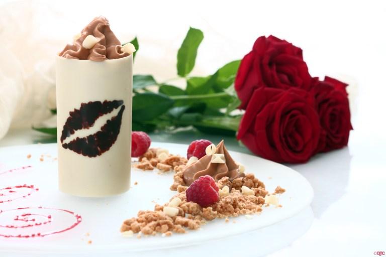 שוקולד, פטל ו… אהבה