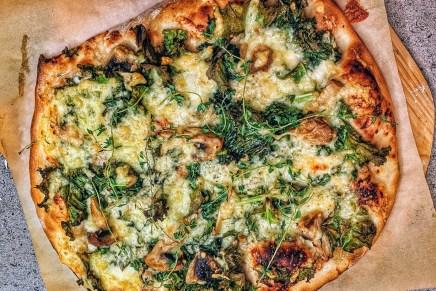 פיצה פראית