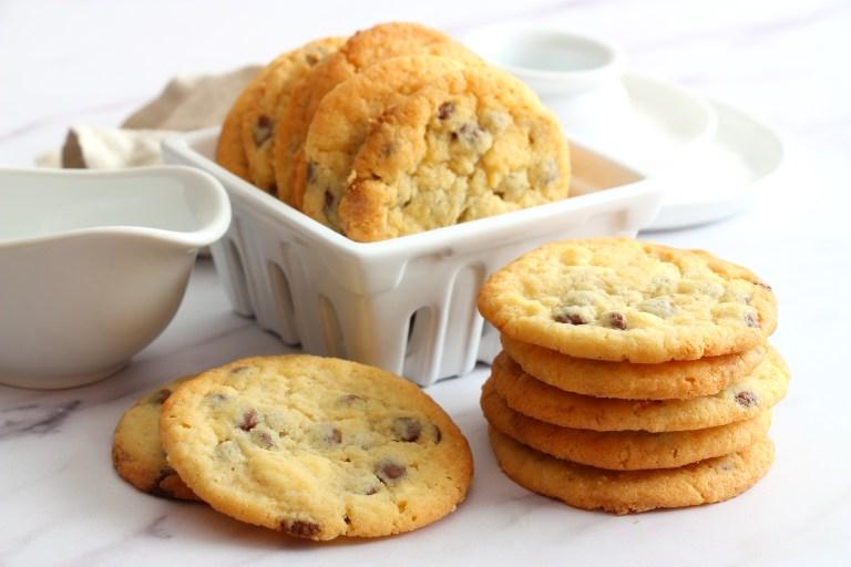 עוגיות שוקולד צ'יפס מדויקות