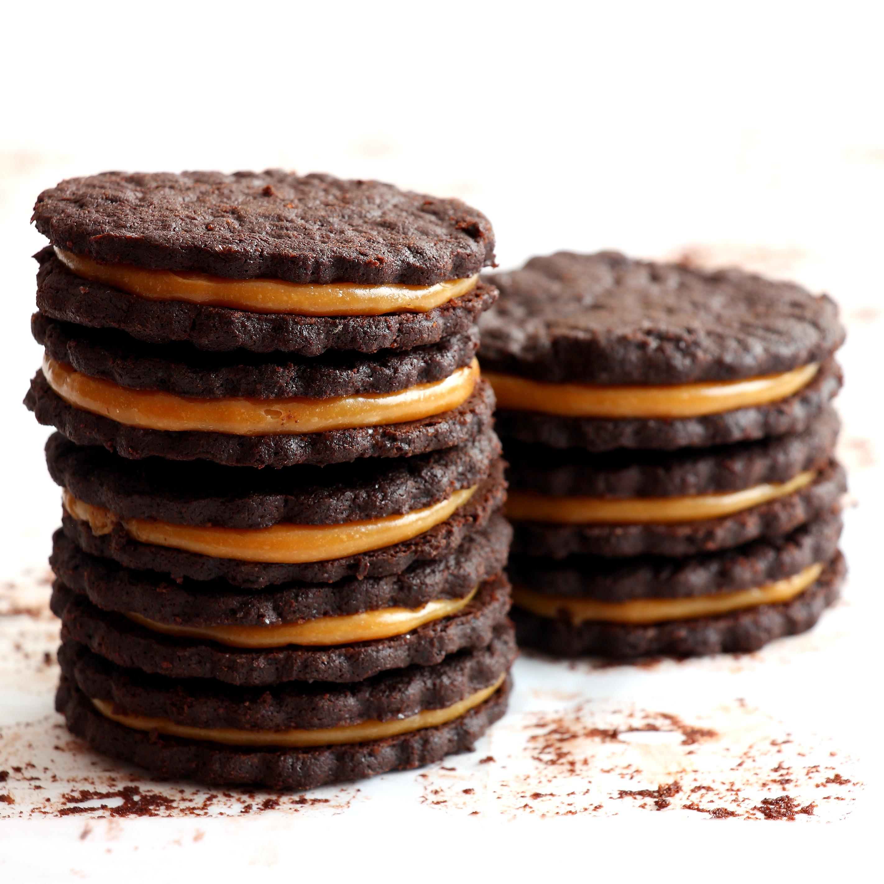 עוגיות אוריאו סטייל