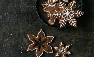 Vegan Soft and Chewy Gingerbread!