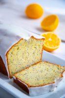 Meyer Lemon Poppy Seed Cake
