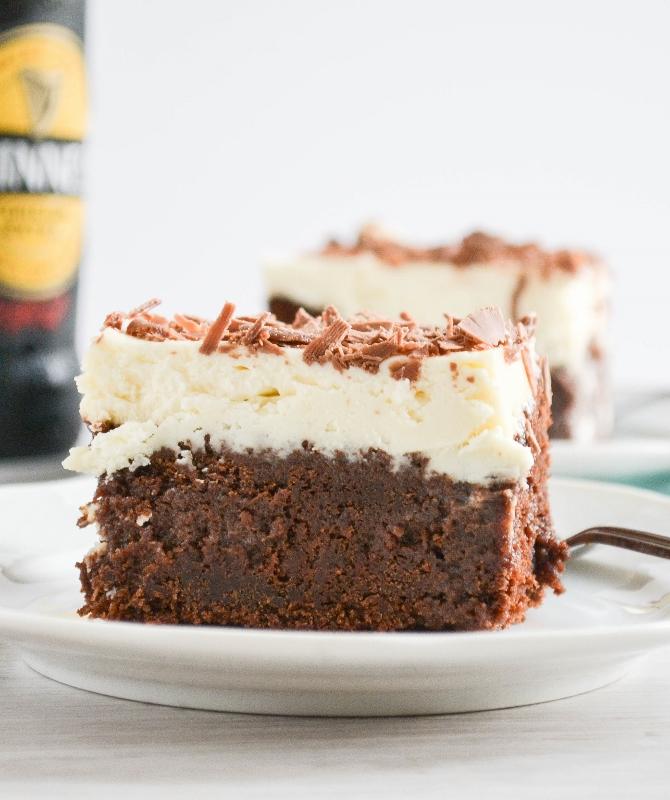 Devil's Food Poke Cake