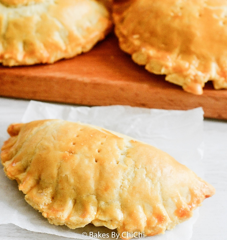 Curry Tuna Pies