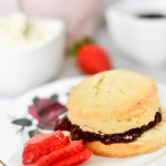 Afternoon Tea Cream Scones