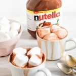 Nutella Hot Chocolate (Video)