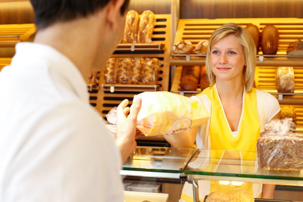 Bakery Customer Services
