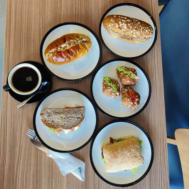 Sandwich bundle