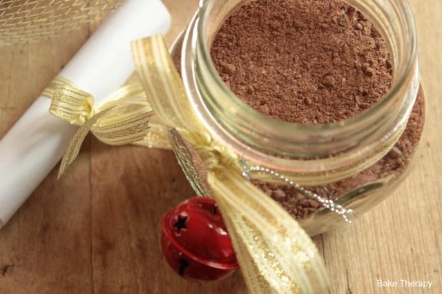Preparato cioccolata calda home made