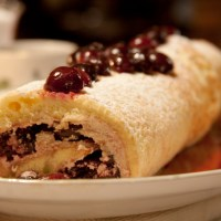Cherry Hill Roulade