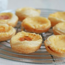 Pastéis de Nata | Bake to the roots