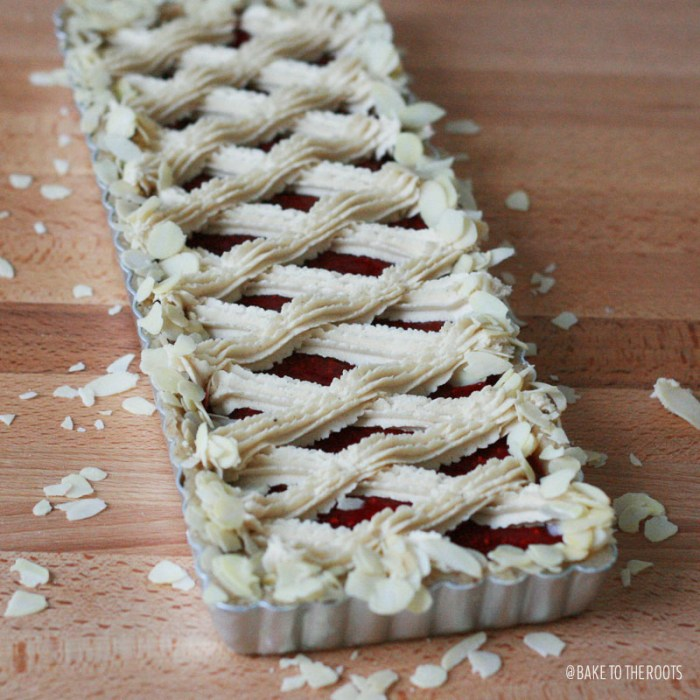 Linzer Torte   Bake to the roots