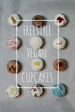 Freestyle Vegane Mini Cupcakes