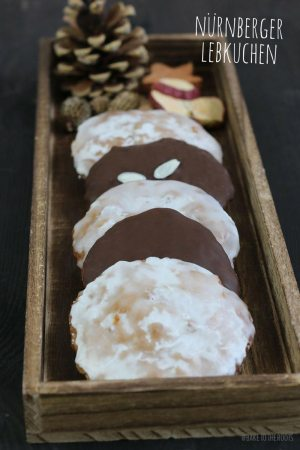 Nürnberger Lebkuchen (Gingerbread)