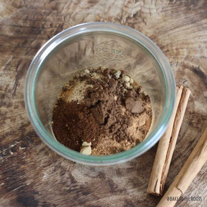Pumpkin Pie Spice | Bake to the roots