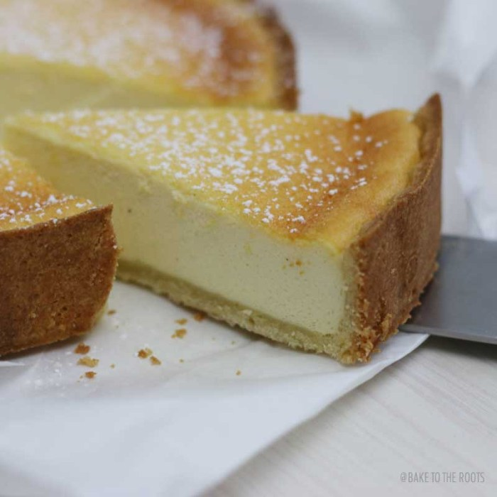 Badischer Rahmkuchen | Bake to the roots