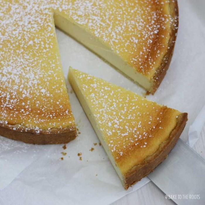 Badischer Rahmkuchen | Bake to the roots