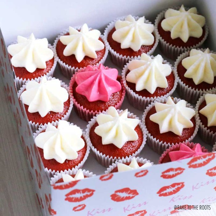 Valentine's Day Mini Beet Root Red Velvet Cupcakes   Bake to the roots