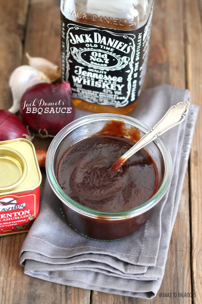 Jack Daniel's BBQ Sauce | Bake to the roots