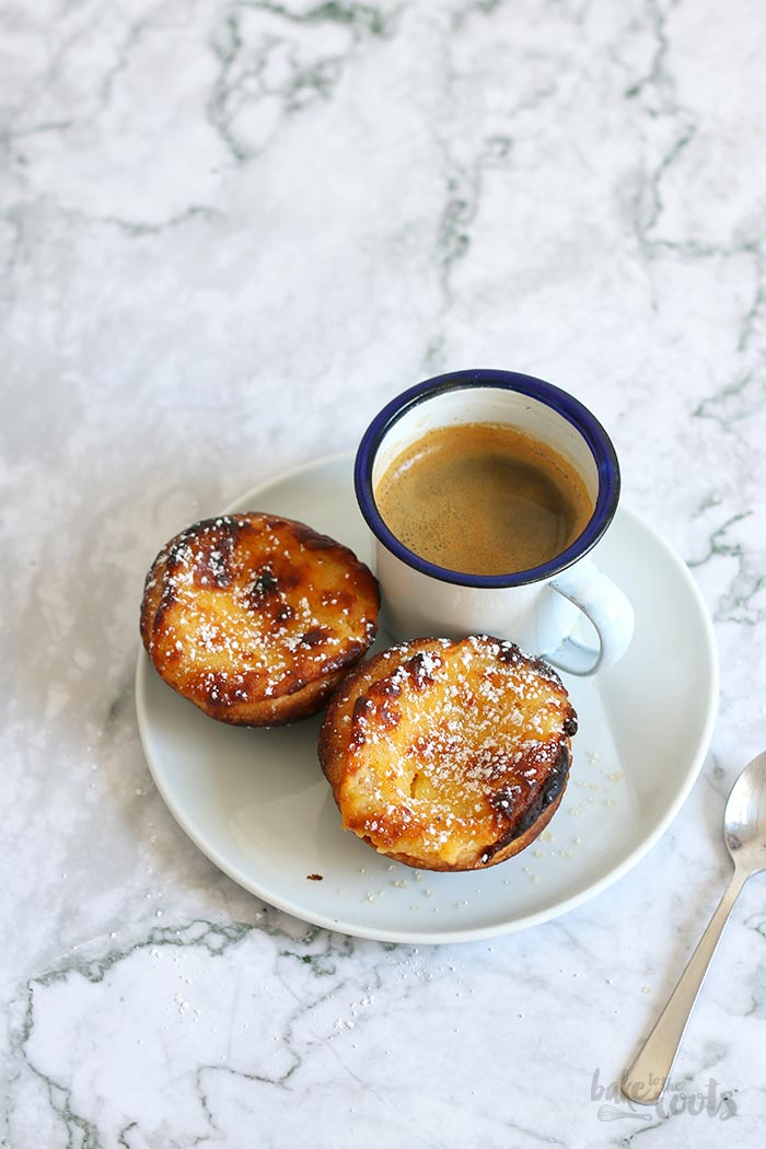 Pastéis de Nata | Bake to the roots