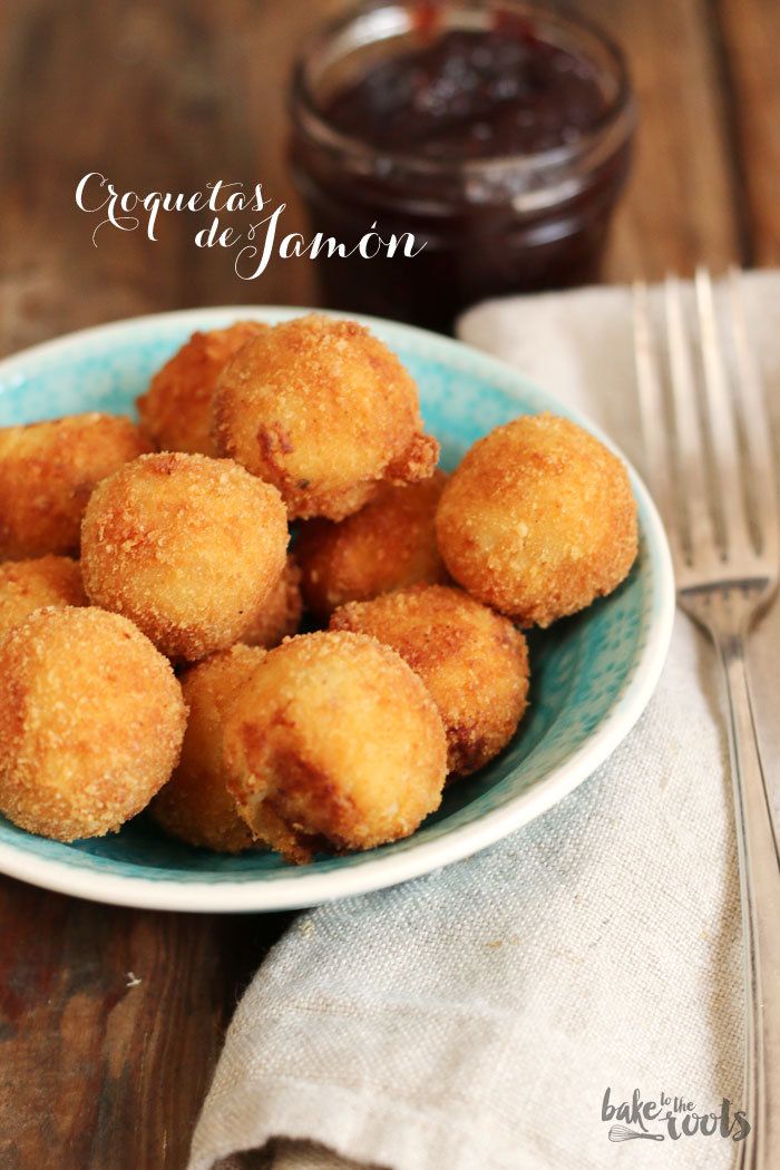 Croquetas de Jamón | Bake to the roots