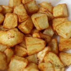 Patatas Bravas | Bake to the roots