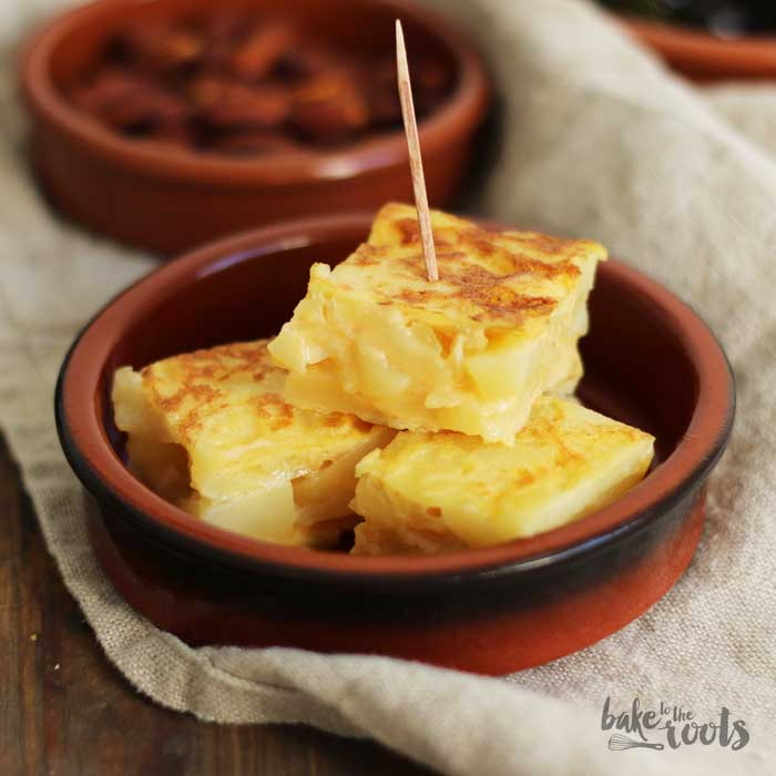 Tortilla de Patatas | Bake to the roots