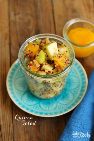 Einfacher Quinoa Salat