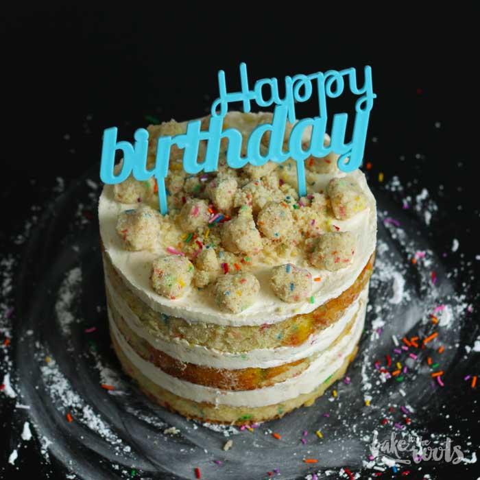 Geburtstagstorte By Momofuku Milk Bar Und 2 Blog Geburtstag
