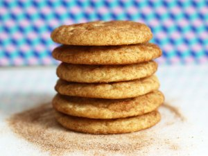 Snickerdoodle Cookies   Bake to the roots
