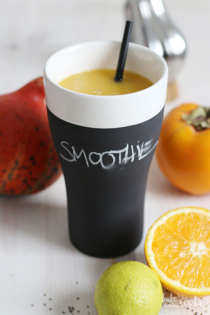 Bad Weather Smoothie   Bake to the roots