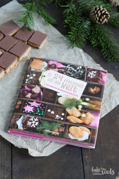 Millionaires Shortbread | Bake to the roots