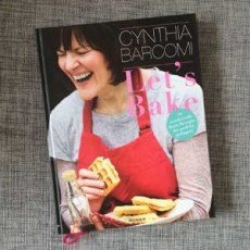 Cynthia Barcomi - Let's bake