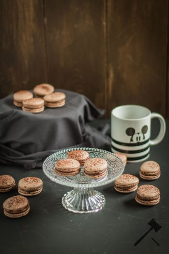 "Chocolate Macarons | Cookie Friday with ""Law of Baking"""