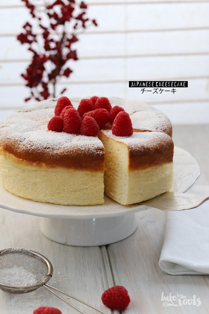 Japanese Cotton Souffle Cake