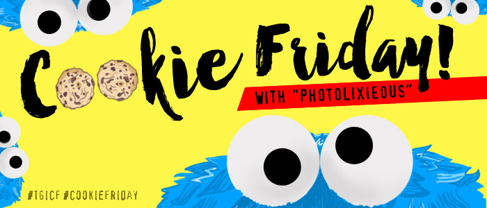 """Cookie Friday with """"Photolixious"""""""