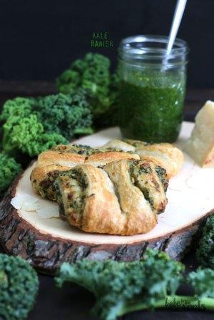 Kale Danish aka. Franzbrötchen