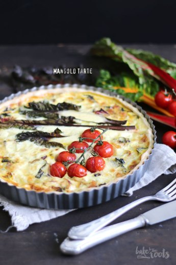 Swiss Chard Quiche | Bake to the roots