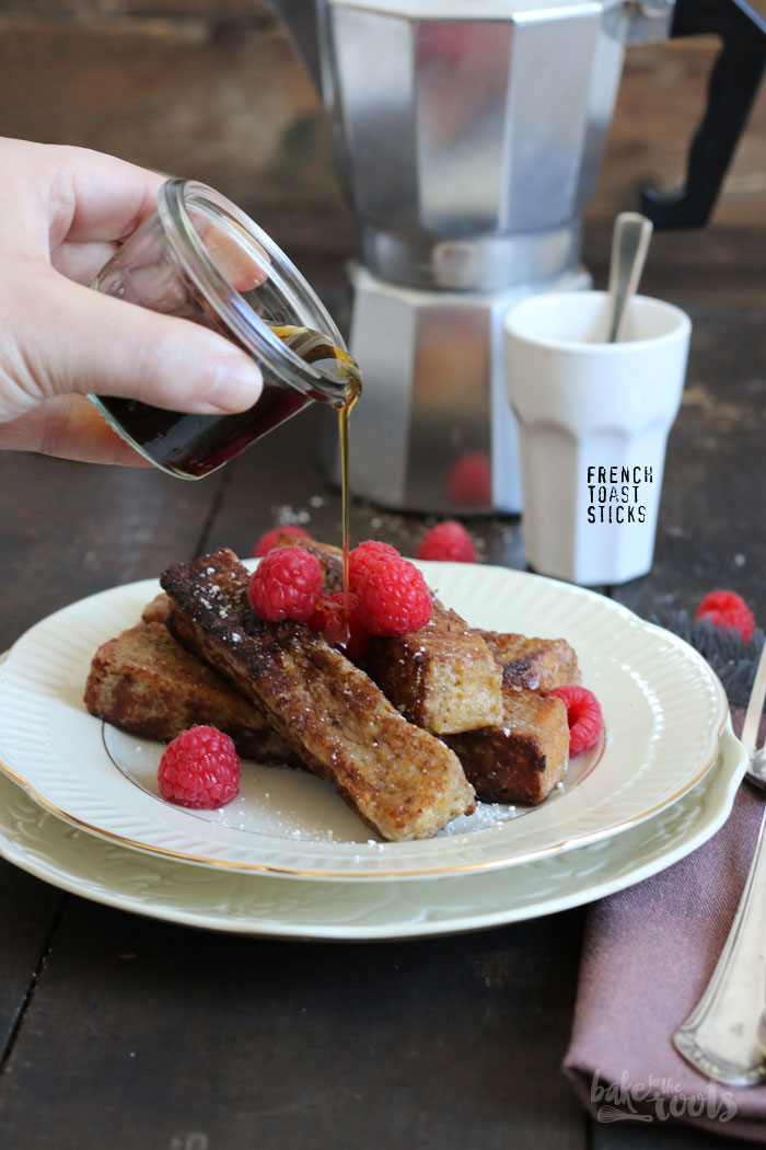French Toast Sticks | Bake to the roots
