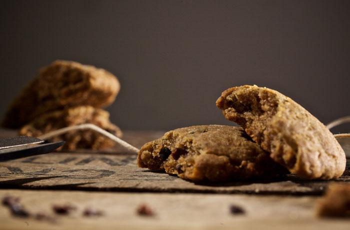 "Vegan Cookies with Cocoa Nibs   Cookie Friday with ""ihana"""