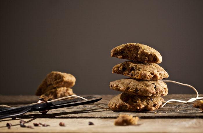 "Vegan Cookies with Cocoa Nibs | Cookie Friday with ""ihana"""