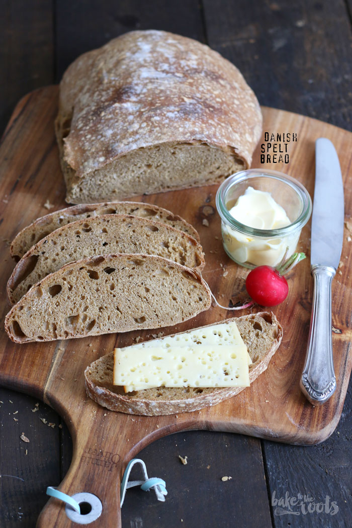 Danish Spelt Bread   Bake to the roots