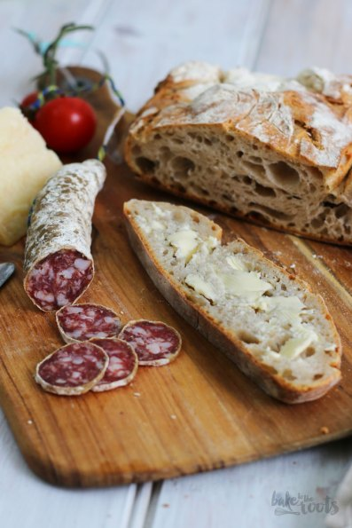 No Knead Bread | Bake to the roots