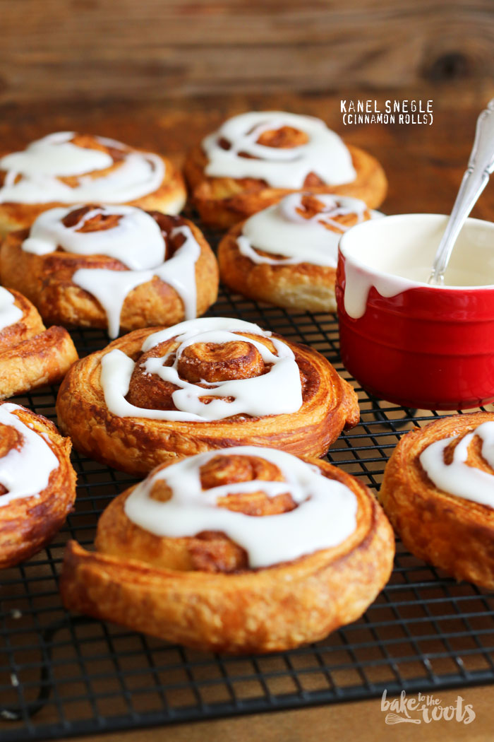 Kanel Snegle aka. Cinnamon Rolls | Bake to the roots