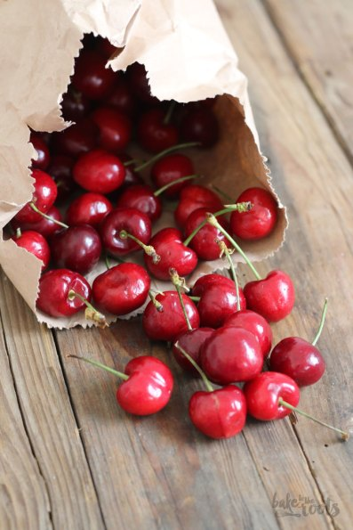 Homemade Cherry Pie Filling | Bake to the roots