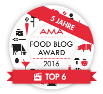 AMA Foodblog Award 2016 - Top 6 Videobeitrag
