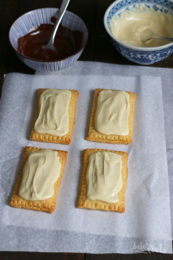 Nutella Pop Tarts | Bake to the roots